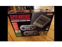 Brand New - Official/Genuine Super Nintendo Classic Mini