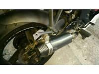 Daelim roadsport vft roadwin 125cc 2012
