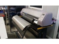 Mimaki JV3-75SPII Large format solvent printer