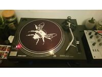 Technics 1210mk2 good condition, lights working, pitch perfect