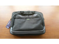 "Brand NEW Targus City Gear Laptop Bag. 15 - 17.3"" Screen. Dell Asus Alienware HP Acer Sony Notebook"