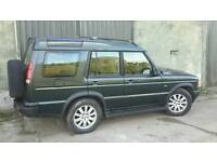 Land Rover Discovery 2 TD5 7 SEATER may PX or swap VERY CHEAP 4X4 ideal winter 4x4