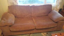 3 seater sofa very comfortable