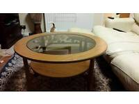 COFFEE TABLE 1960'S SCHREIBER