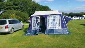2012/13 Camplet Trailer Tent 4 (6) Person