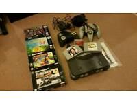 Nintendo 64 package