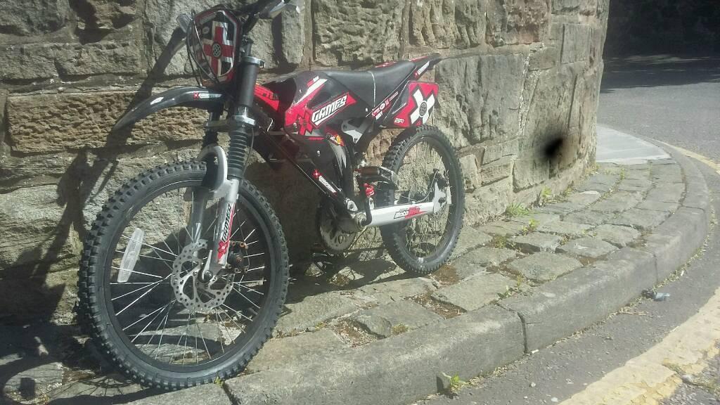 X Games Moto Bike Cycle In Holyrood Edinburgh Gumtree