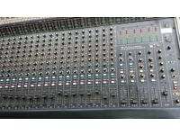 Peavey 24 channel mixer