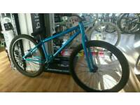 "Mafia bikes black jack dj dirt jump bike bicycle 26"""