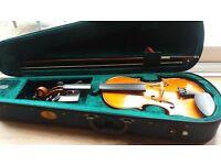 Full Size 4/4 Stentor Violin