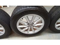 Vw mk 7 golf 15 inch rims.