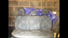 Genuine Ford Transit Pick up - rear cab seats