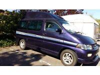 Toyota Hiace Regis Wind Tourer Campervan
