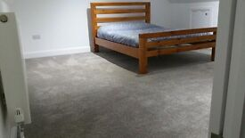 Recently refurbished First floor 2 Bedroom flat in Rainham in a very quite street