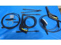 Karcher Pressure Washer accessories £15