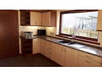 Kitchen Units/work tops/hob/oven/sink/extractor