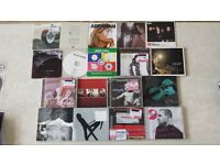 JOBLOT CD ALBUMS MOR FOLK ACOUSTIC WORLD POP EURO CHART COUNTRY Christmas Present Viewing HA3 5ja