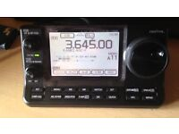 motorcycle / maybe a project , for my icom ic-7100 + extras + maybe other items