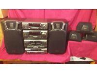 Tecknic sound system