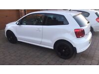 Volkswagen Polo. Car is in immaculate condition. MOT'd until January 2019. Fully serviced