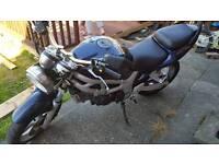 Sv650 Naked 650cc