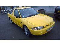 proton jumbuck gl pick -up, 2004 registration, 1468 cc petrol , only 52,000 miles,new mot