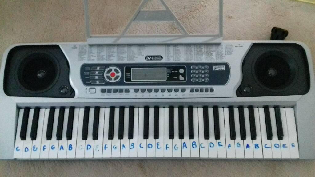 Elec organ 100 rhythms