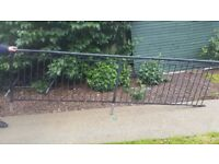 railings for steps and ramp