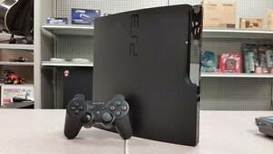 120GB Sony PS3 Slim System