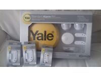 Yale Wireless Home Alarm HSA6200