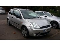 2005 ford fiesta zetec climate 1.4