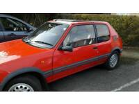 Wanted! Peugoet 205 gti shell