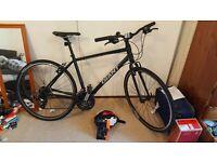 Giant Escape bike (medium) used once!!