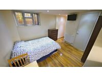 Fully Furnished Studio Flat ALL Bills Included