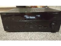 yamaha RX-V673 AV Receiver. Amplifier 7.2