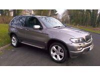 2005 BMW X5 3.0d SPORT AUTO, 2 OWNERS, SERVICE HISTORY, 12 MONTHS MOT