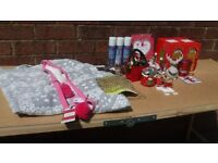 Huge House Clearance, Assorted Christmas Items some NEW Ideal for Reuse Resell Car Boot Sale