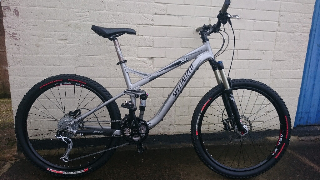 2009 Specialized FSR XC Pro Medium Fully Serviced (Delivery Available)   in  Carlisle, Cumbria   Gumtree
