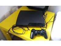 Ps3 and controller