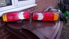 New light lamps
