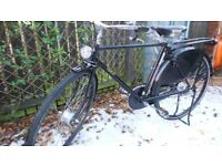 Gents Pashley Roadster Sovereign Bicycle