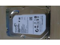 "Seagate Video 3.5 2TB SATA III 3.5"" Hard Drive"