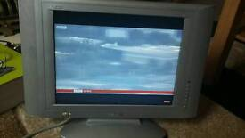 Lcd Tv/ computer monitor 2 in 1.