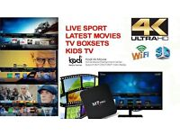 Android Tv Box With Latest Kodi