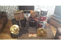 Job Lot! | Drums | Speakers | Cymbals | Hardware | Amp |