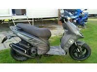 PIAGGIO TYPHOON 50CC RUNS BUT NEEDS TLC
