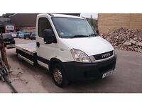 2011 IVECO DAILY 35S11 RECOVERY TRUCK BRAND NEW BODY