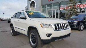 2012 Jeep Grand Cherokee OVERLAND TOIT CUIR