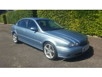 STUNNING JAGUAR X-TYPE SPORT DIESEL 2006 FULL SERVICE JUST SERVICED LONG MOT NOT FOCUS ASTRA GOLF