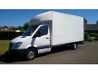 MERCEDES SPRINTER 313CDI 13'6'' LUTON WITH TAILIFT